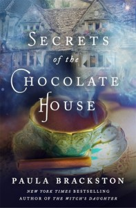 ARC Review: Secrets of the Chocolate House (Found Things #2) by Paula Brackston