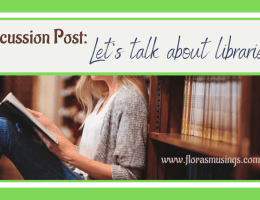 Featured Image 1200x675 - Discussion Post: Let's talk about libraries