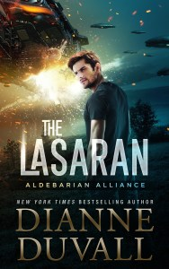 Review: The Lasaran (Aldebarian Alliance #1) by Dianne Duvall
