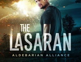 book cover of Aldebarian Alliance 1 - The Lasaran by Dianne Duvall