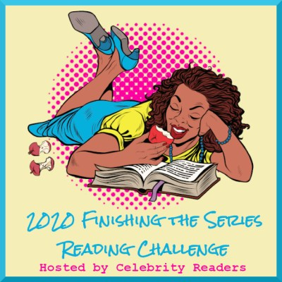 finishing the series reading challenge button for 2020