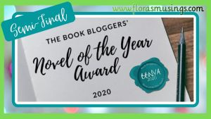 BBNYA Book Bloggers' Novel of the Year Award - Semi-Final