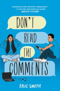 book cover for Don't Read the Comments by Eric Smith