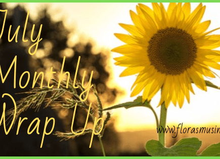 Header image for July Monthly Wrap Up