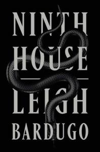 book cover for Ninth House by Leigh Bardugo