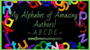 Graphic for My Alphabet of Amazing Authors - ABCDE