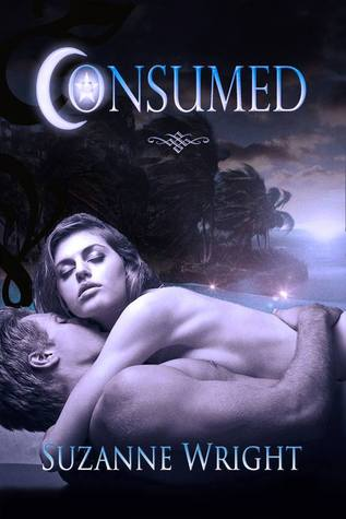 book cover for Deep in Your Veins book 4 - Consumed by Suzanne Wright