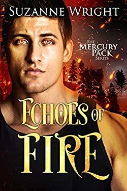 The Mercury Pack 4 - Echoes of Fire - Suzanne Wright