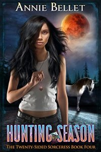 Review: Hunting Season (Twenty-Sided Sorceress #4) by Annie Bellet
