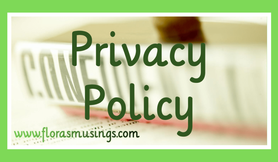 image for Flora's Musings Privacy Policy (1)
