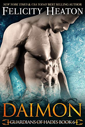 book cover for Guardians of Hades 6 - Daimon by Felicity Heaton