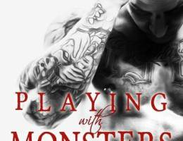 book cover for Playing With Monsters book 1 - Playing With Monsters by Amelia Hutchins