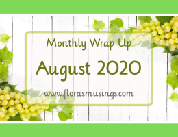Featured Image - Monthly Wrap Up - August 2020