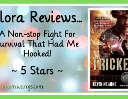Featured Image - The Iron Druid Chronicles 4 - Tricked by Kevin Hearne