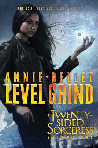 book cover for Twenty-Sided Sorceress 1-4 - Box Set by Annie Bellet