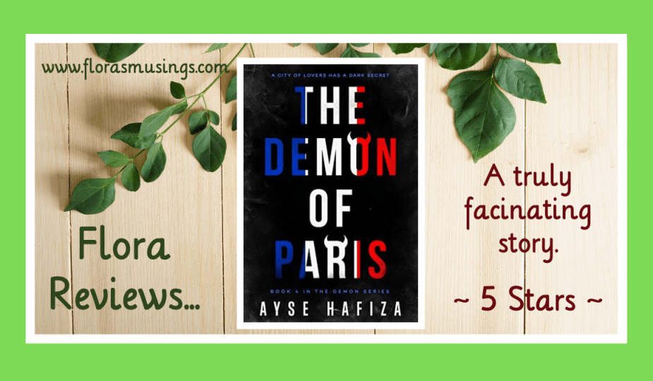 Featured Image - The Demon Series 4 - The Demon of Paris by Ayse Hafiza