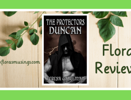 Featured Image - The Protectors 3 - Duncan by Teresa Gabelman