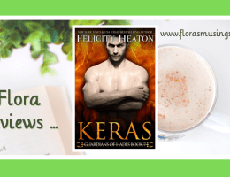 ARC Featured Image - Guardians of Hades 7 - Keras by Felicity Heaton
