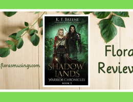 Featured Image - Warrior Chronicles 3 - Shadow Lands by K. F. Breene