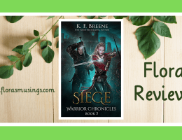 Featured Image - Warrior Chronicles 5 - Siege by K. F. Breene