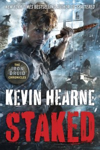 Staked (The Iron Druid Chronicles #8) by Kevin Hearne – Review #2020AudiobookChallenge