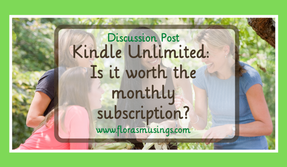 Featured Image 1200x675 - Discussion Post - Kindle Unlimited