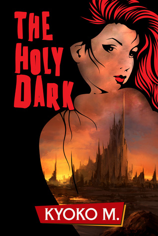 book cover for The Black Parade 3 - The Holy Dark by Kyoko M