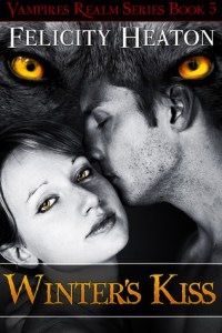 Review: Winter's Kiss (Vampires Realm #5) by Felicity Heaton