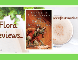 BBNYA ARC Featured Image - The Devil Wars 1 - The Devils Apprentice by Kenneth B Andersen