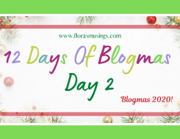 Featured Image - 12 Days Of Blogmas - Day 2