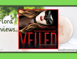 ARC Featured Image - Veiled 1 - Veiled by Stacey Rourke - Narrated by Taylor Meskimen