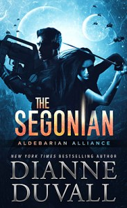 Book Birthday: The Segonian (Aldebarian Alliance #2) by Dianne Duvall