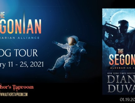 image for BlogTour - Aldebarian Alliance 2 - The Segonian by Dianne Duvall