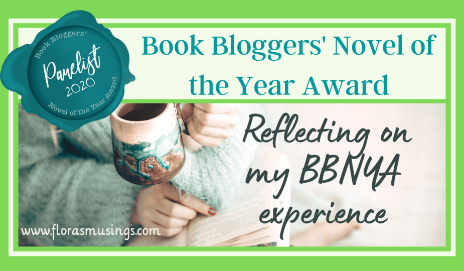 Featured Image - Book Bloggers' Novel of the Year Award - Reflecting on my BBNYA Experience