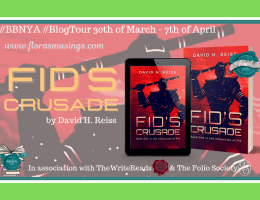 Featured Image - BBNYA 2020 Blog Tour - Fid's Crusade by David H Reiss (2)
