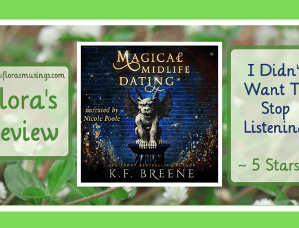 Featured Image - Leveling Up 2 - Magical Midlife Dating by K. F. Breene - Narrated by Nicole Poole