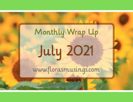 1200x675 Featured Image - Monthly Wrap Up - July 2021