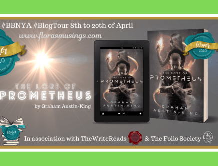 Featured Image - BBNYA 2020 Blog Tour - The Lore of Prometheus by Graham Austin-King (1)
