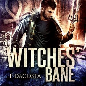 Witches' Bane (Soul Eater #2) by Pippa DaCosta – AudioBook Review @TantorAudio