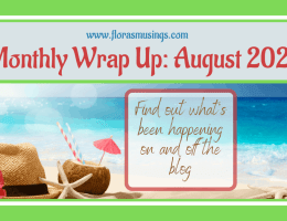 1200x675 Featured Image - Monthly Wrap Up - August 2021