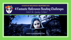 Introducing 4 Fantastic Halloween Reading Challenges Perfect for Spooky October!