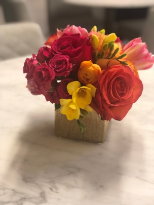 Petite kansas city flower subscription kansas city florist kansas city gift