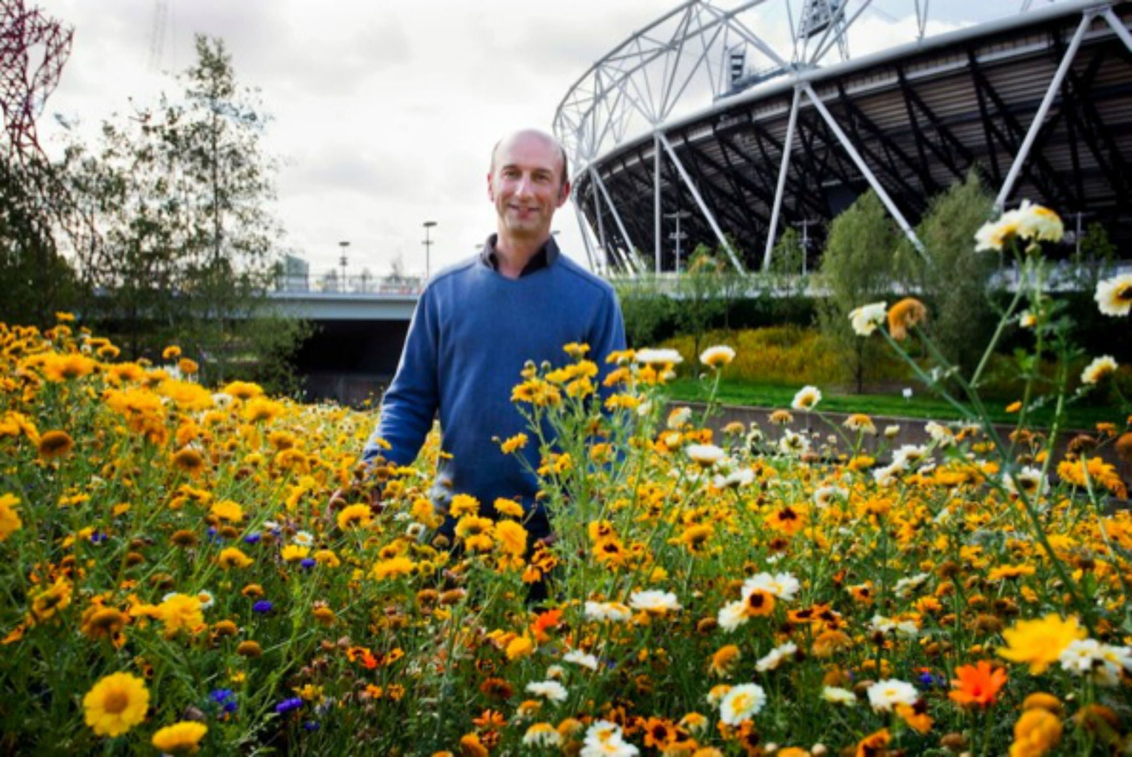 RHS Ambassador interview… with Professor Nigel Dunnett