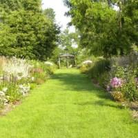 Jardin de Normandie : le Bois du Puits