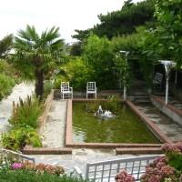 Jardin de Normandie : le jardin Christian Dior