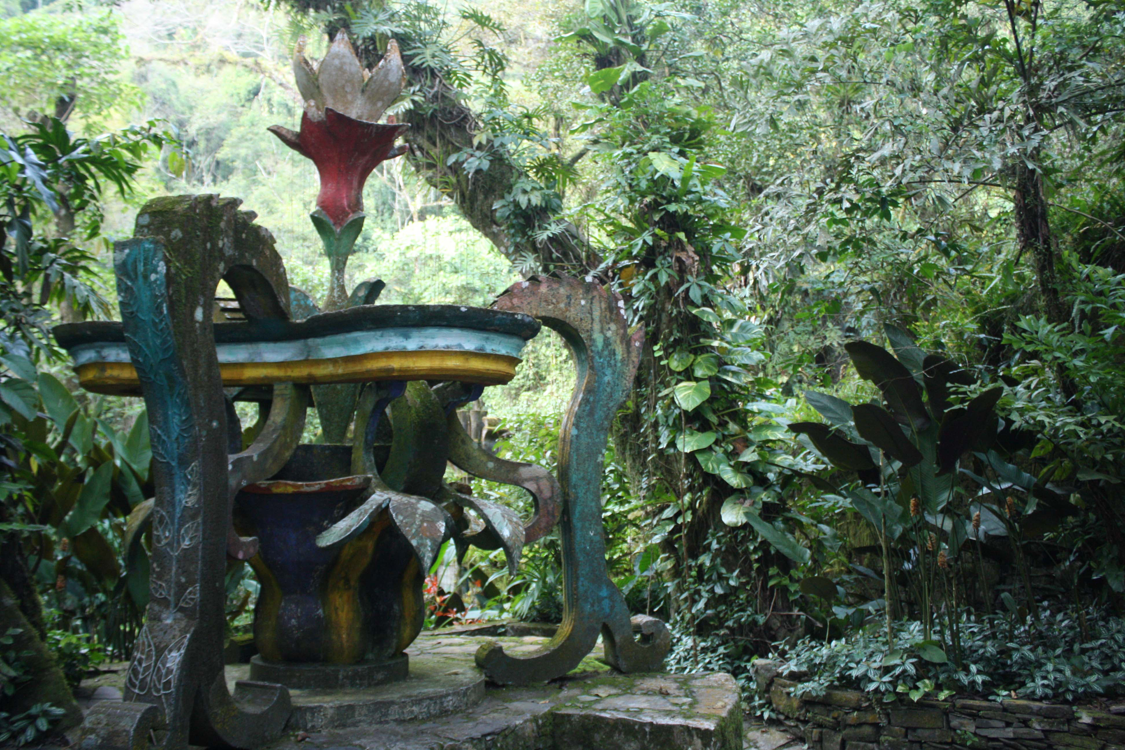 Great Gardens: Las Pozas, Mexico