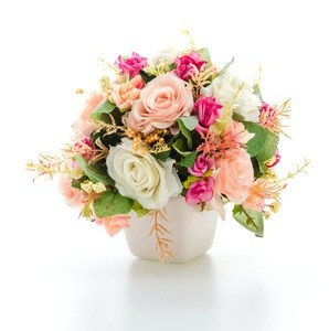 arrangement fleurs
