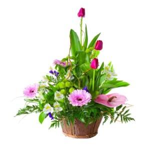 bouquet fleurs Source maroc