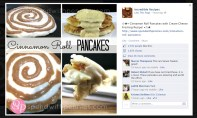 cinnamonrollpancake