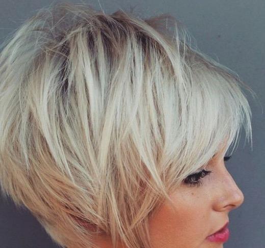 dégradé blonde Florence coiffure à domicile